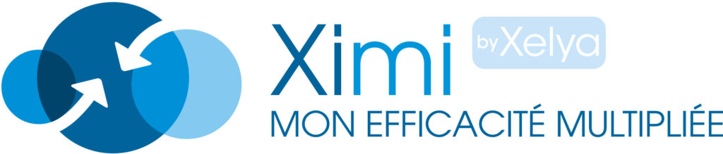 Logo Ximi by Xelya, mon efficacité multipliée