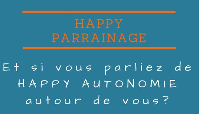 Happy parrainage