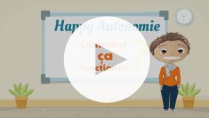 Image à cliquer pour lancer la vidéo Happy Autonomie